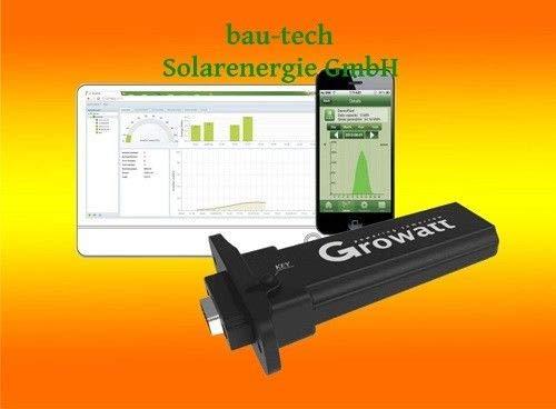 bau-tech Solarenergie Growatt WiFi Modul für alle Growatt Wechselrichter GmbH