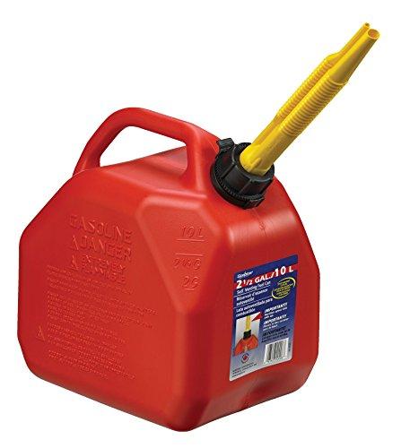 Scepter B10 B10-Bidon Gasolina 10 litros, Rojo, 10 l