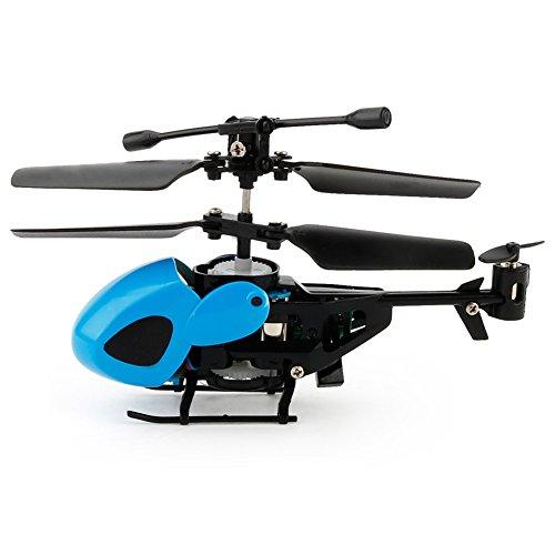 Helicóptero teledirigido de ACHICOO