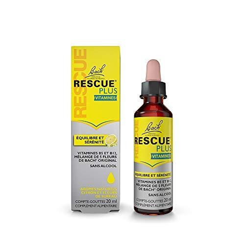 Rescue Plus compte-gouttes 20ml
