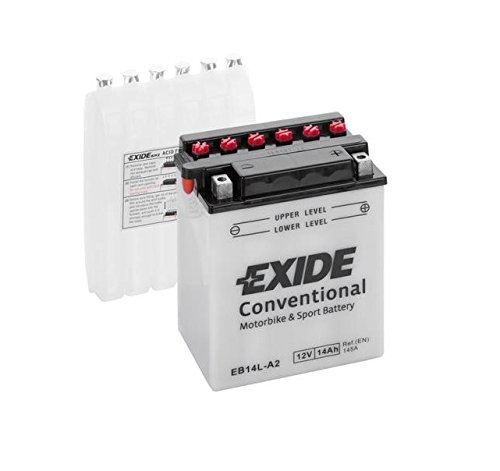 Exide Bike Batterie - 12V - 18Ah - 190A EN - YB18L-A [YB18L-A2]