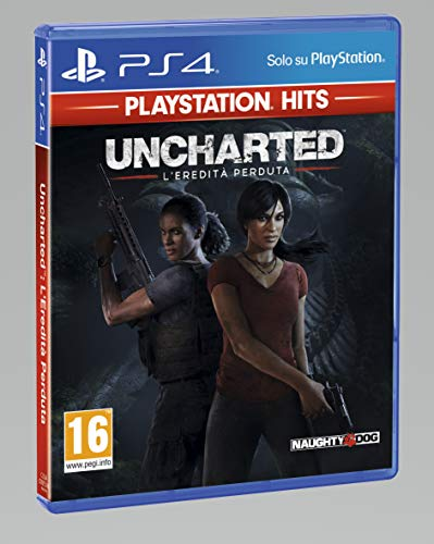 Uncharted L'Eredità Perduta Hits - PlayStation 4