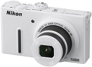 Nikon Coolpix P330 Digitalkamera (12 Megapixel, 5-Fach Opt. Zoom, 7,6 cm (3 Zoll)..