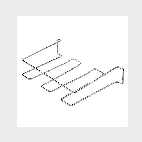 WXP Kitchen furniture - Étagères de rangement créatives simples Étagères de rangement de cuisine à la maison Accrochez le rack de vin rouge Rack de gobelet Décoration suspendue Porte-gobelets à vin e