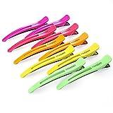 Framar Neon Hair Clips 10 pack –...