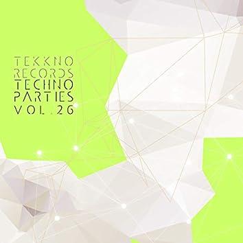 Techno Parties Vol.26