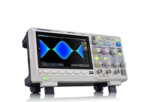 SIGLENT SDS1202X-E デジタルオシロスコープ 200MHz 2ch