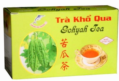 Gohyah Tee / Bittermelone Balsambirne - Diabetes 50g TEEBEUTEL
