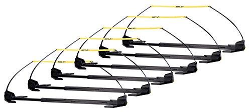 SKLZ Speed Hurdle Pro Multi Height Quick Adjustment Hurdle