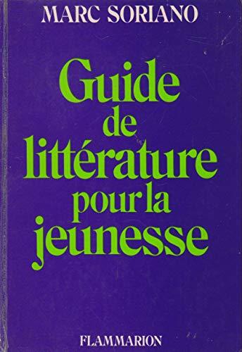 Guide de littérature pour la jeunesse