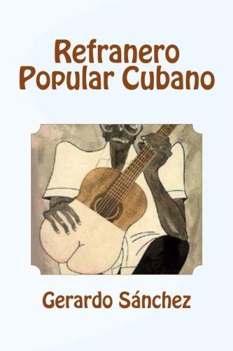 Refranero Popular Cubano