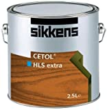 Sikkens Cetol Holzlasur: HLS Extra 2,5 Liter : 006 Eiche Hell