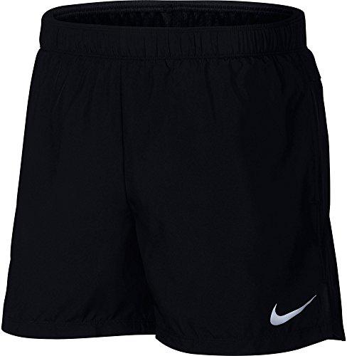 Nike M Nk Chllgr Short BF 5in, Pantalones Cortos de Deporte para Hombre, Negro Black 010, 48 (Talla del Fabricante: Large)