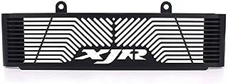 REFURBISHHOUSE Motorrad Zubeh?r K/üHler Schutz Schutz Gitter Grill Abdeckung F/üR XJR 1300 Xjr1300 1998-2008 Schwarz