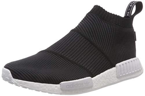 adidas NMD_Cs1 GTX PK, Zapatillas de Deporte Hombre, (Negbas/Negbas/Ftwbla), 43 1/3 EU