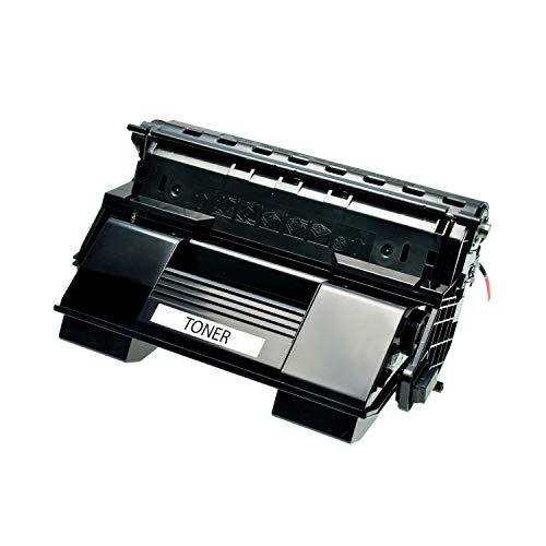 LS Toner fur Oki B710 B720 B730 1279001 Black 15000 Seitenkompatibel zu 1279001