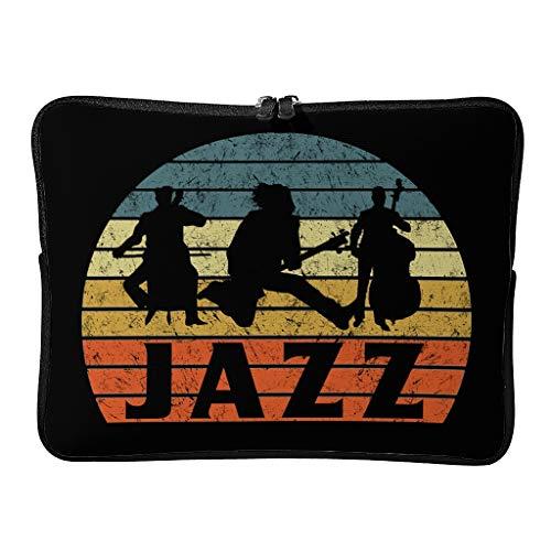 Funda para portátil Jazz, bonita y normal, ampliable, funda para tablet, adecuada para negocios