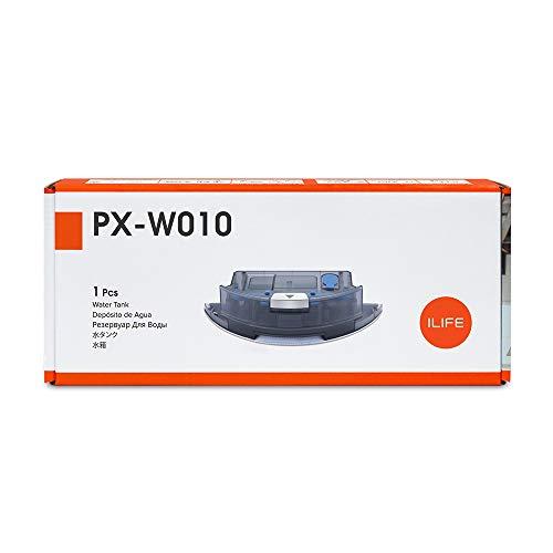 【正規品】PX-W010 ILIFE アイライフ V8eとV8s ロボット掃除機 交換用セット 水タンク300ML モップ(2枚入れ)