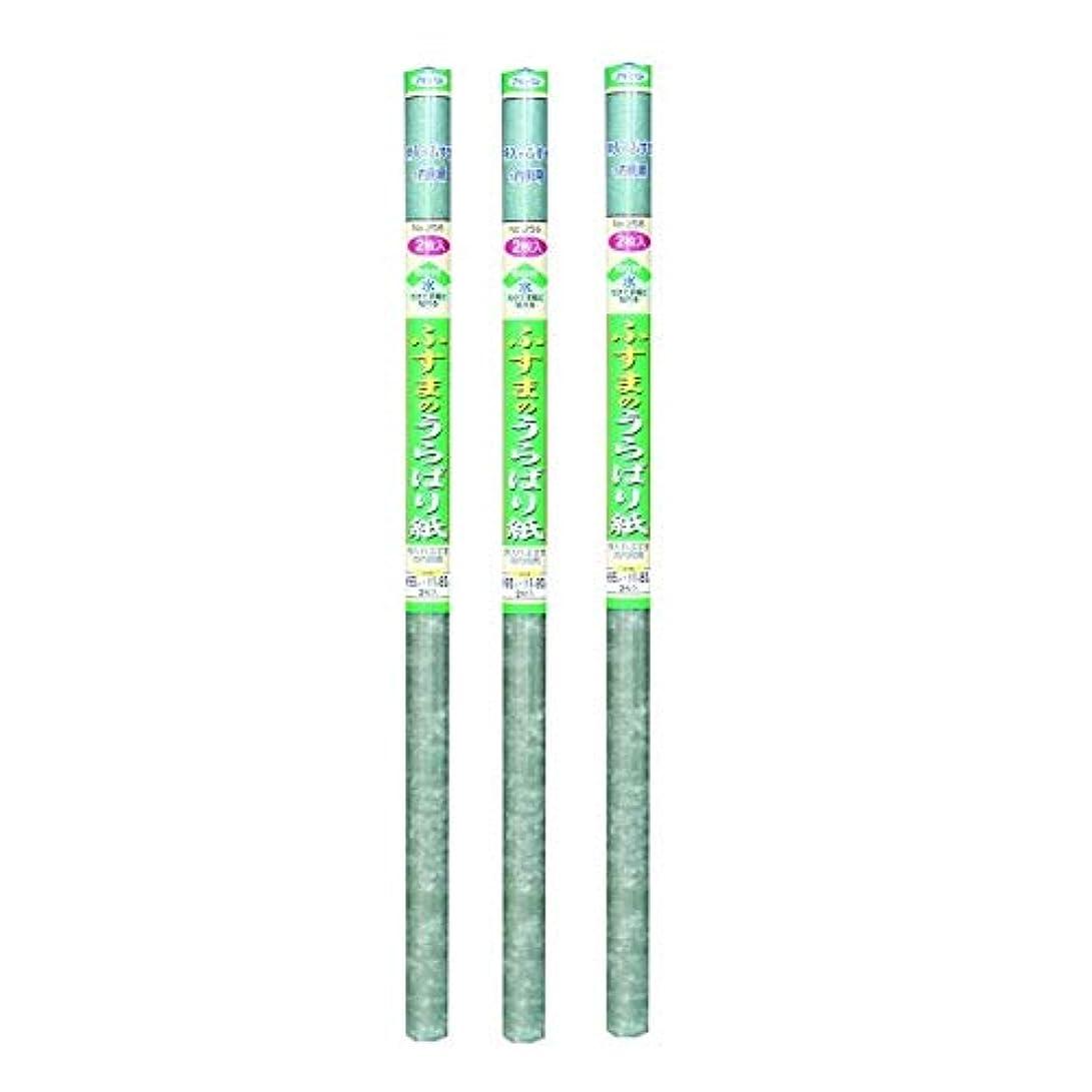満足歩き回る松(まとめ買い) アサヒペン ふすま紙うらばり用 2枚入り NO.256 無地 【×3】
