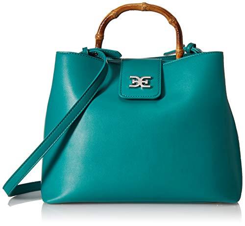 Sam Edelman Lois Top Handle Handbag, mermaid teal