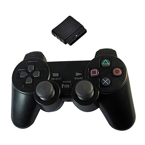 PC Wireless Gaming Controller - Gamepad with wireless connector- PC PS3 PS2