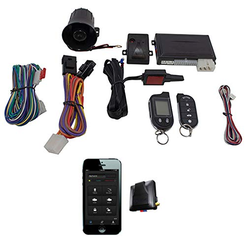 2 Way Car Alarm Anti Theft Security System G5.2W + G3 GPS Tracking Mobilink