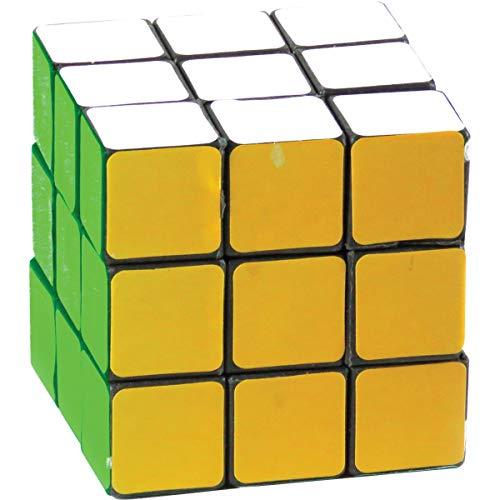 Brinquedo Diverso Cubo Magico Wellmix Multicor - Versão Econômica