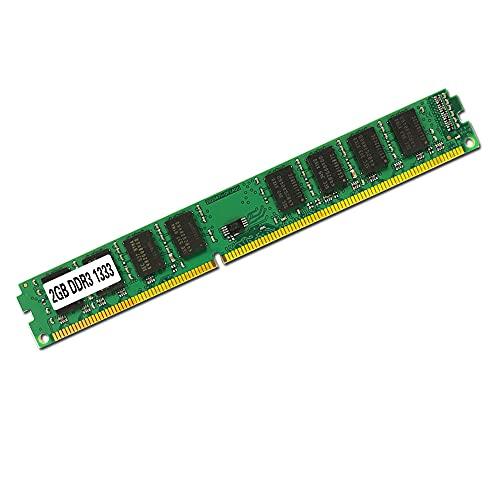 SJZERO Memoria RAM DDR3 2GB 4GB 8GB 1333MHz Desktop DIMM BGA Memory 1.5V 240Pin PC3-10600 para Intel/AMD