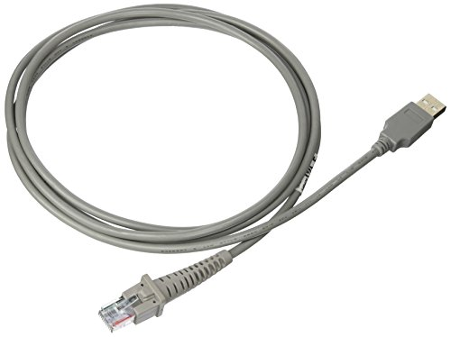 Datalogic USB Straight Cable (CAB-426), Cable USB (2 m, 80g)