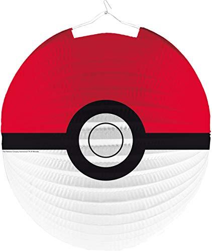 Meisterdetektiv Pikachu: Lampion * Pokemon * als Deko oder Spiel für Kindergeburtstag, Halloween oder Karneval | Pokémon Mottoparty Motto Party Laterne