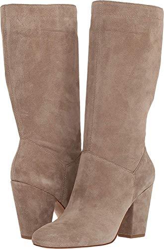 1.STATE Womens Maribell Leather Almond Toe Mid-Calf, Pebble Portogallo, Size 6.5