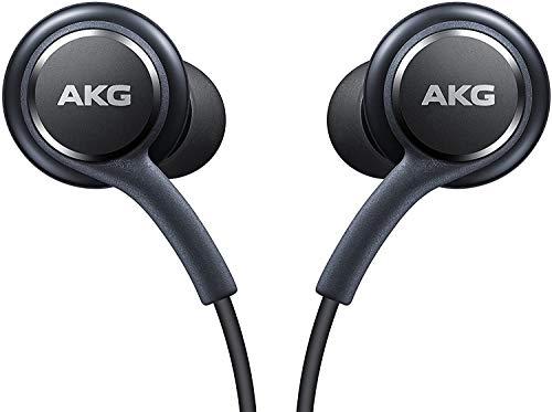 OEM Stereo-Kopfhörer für Samsung Galaxy S8, S9, S8 Plus, S9 Plus, S10, Note 8, 9, von AKG abgestimmt, mit Mikrofon