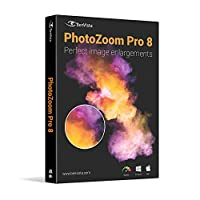PhotoZoom Pro 8 WindowsおよびMac OS
