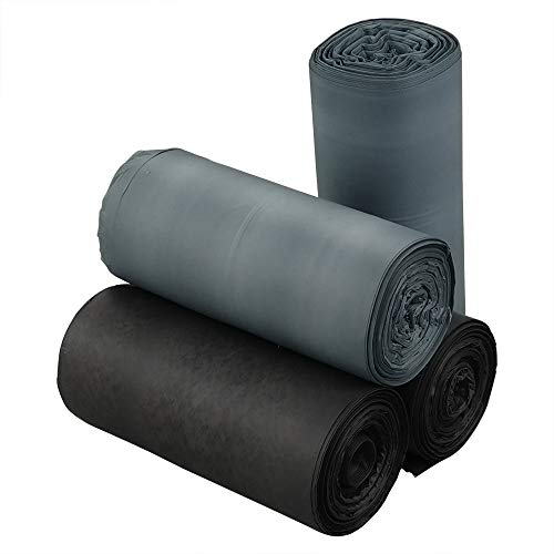 Dynko 50 L Bolsa de Basura, Biodegradables, 4 Rollos, 140 Bolsas