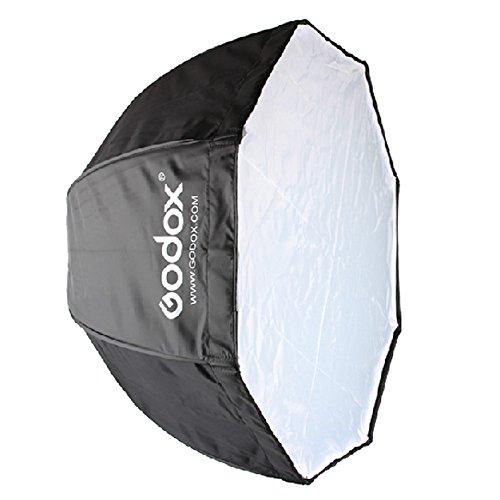 Godox Portátil 80cm/31.5in Softbox Octágono Paraguas Reflector Brolly para Velocidad de Luz