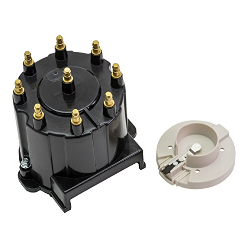 Quicksilver Distributor Cap Kit 805759Q01 V-8 MerCruiser Engines Made by General Motors with Thunderbolt IV and V HEI Ignition Systems for Marinized