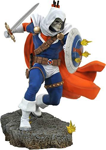 DIAMOND SELECT TOYS Marvel Gallery: Taskmaster PVC Figure, Multicolor