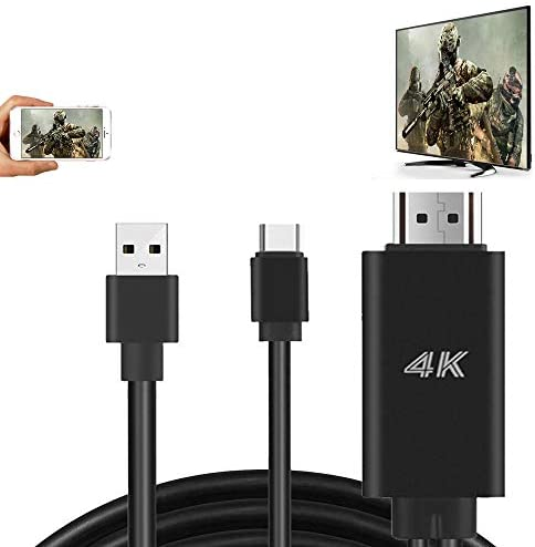 MHL HDMI Adapter HDTV Cable for Samsung Galaxy S20 S10 S9 Plus S8 Note 8 LG G5 Q8 V60 V30 Android product image