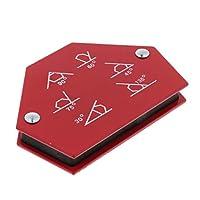 shamjina 六角溶接ポジショナー25LB磁気固定角度はんだ付けロケーターツール