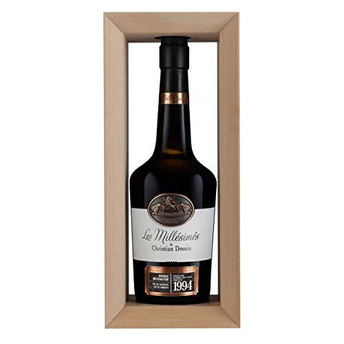Christian Drouin Millesime 1994 Calvados Pays d'Auge 40% 0,7l Flasche
