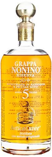 Nonino Grappa Riserva Antica Cuvée Riserva 5 Years in Geschenkpackung (1 x 0.7 l) - 4