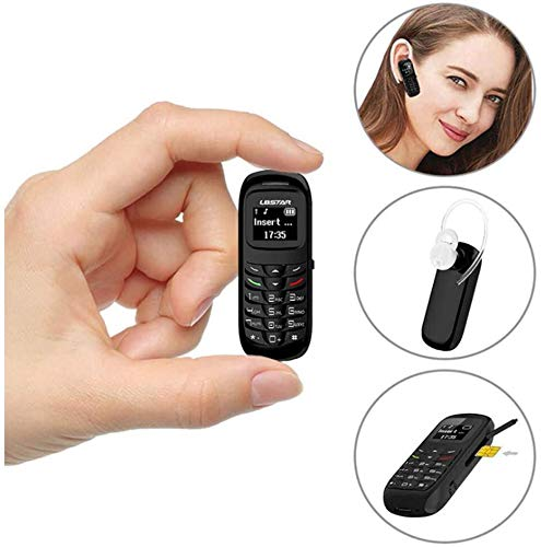 2018 L8STAR BM70 WORLD'S SMALLEST PHONE BLUETOOTH HEADSET-VOICE CHANGER-BEAT THE BOSS-TINY-SMALL-KIDS TOY-BUTTON PHONE-SIM FREE-UNLOCKED-CHEAP- VERY SMALL AND COMPACT