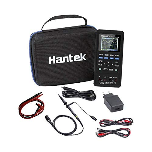 Amazon.com - Hantek 3in1 Digital Oscilloscope + Waveform Generator + Multimeter (2D72) 70 MHz