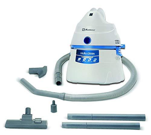 Koblenz 3-Gallon All Purpose Wet/Dry Vacuum - Corded, White