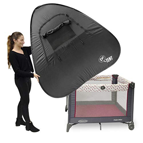 EasyGoProdcuts EGP ZZZ Play & Crib Canopy Blackout Instant Tent