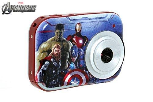 Avengers Appareil Photo numérique Compact pour Enfants / Enfants (Appareil Photo 5MP)