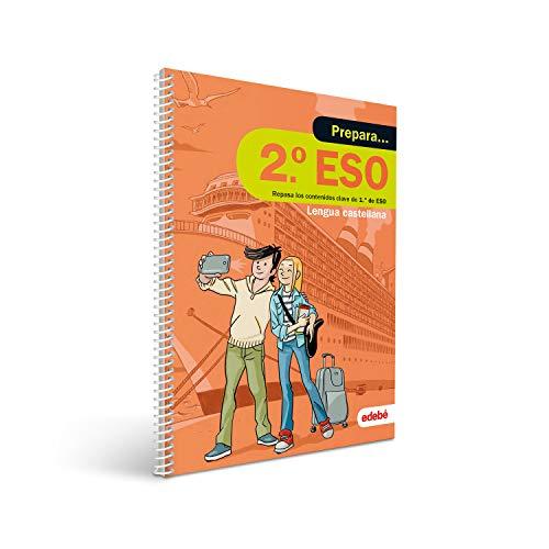 PREPARA LENGUA CASTELLANA 2 ESO: Repasa los contenidos clave de 1.º de ESO de Lengua castellana