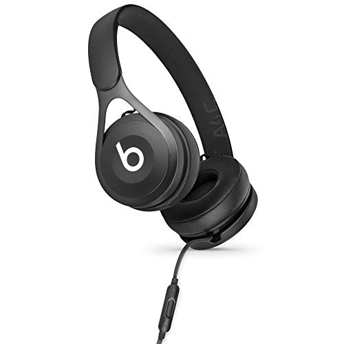 Beats by Dr. Dre EP On-Ear Headphones - Black (Renewed)
