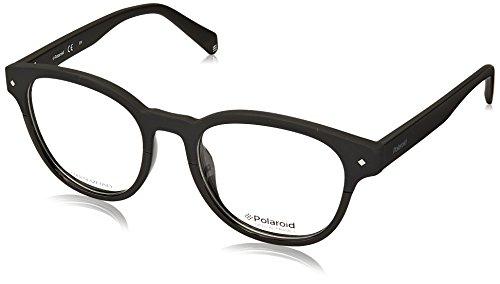 Polaroid PLD D345 Gafas, Negro, 49 Unisex Adulto