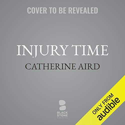 Injury Time audiobook cover art